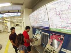 Tokyo: Getting around