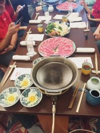 Tokyo: Sukiyaki