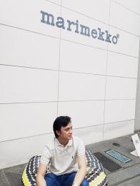 Tokyo: Omotesando Marimekko