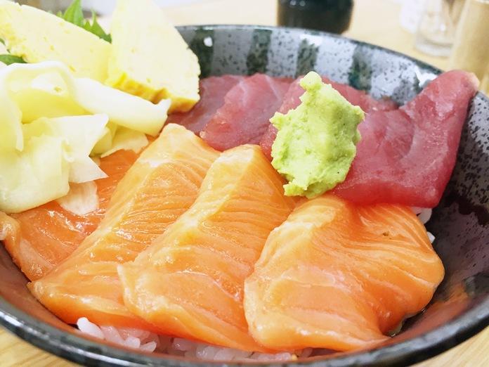 Tokyo: Tsukiji Sashimi