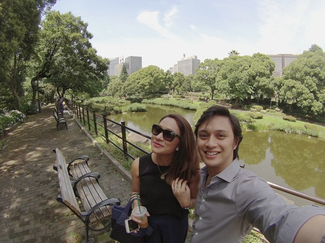 Tokyo: Park Jon and Chrina