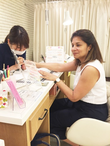 Tokyo: Nails