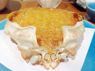 Tokyo: Seryna Crab